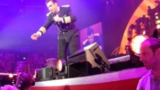 Robbie Williams - Fan Talk / I Will Talk And Hollywood Will Listen Live @ Hamburg 22.05.2014