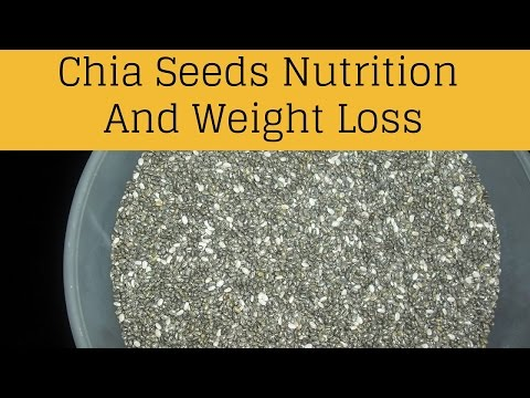 Help Guide To Chia Seeds Benefits, Diet Weight Reduction