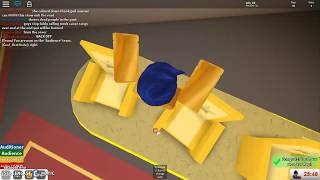 Going to do red jumps in roblox got talent
