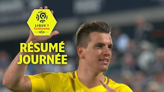 Résumé de la 34ème journée - Ligue 1 Conforama / 2017-18