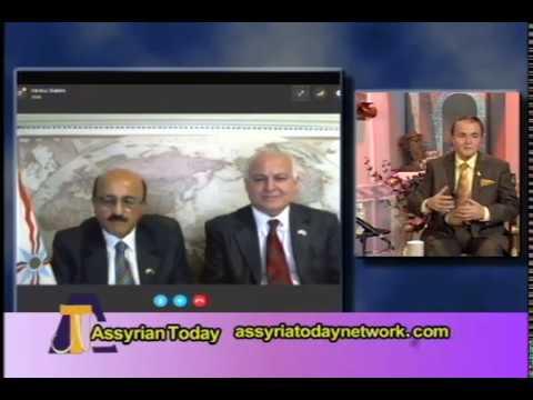 Assyrian Today Network by George Maragoluf & Gitana Lazar Show # 148 Jan 31 2017