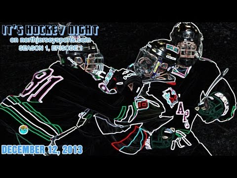It's Hockey Night! (Season 1, Episode 1 -- 12/12/13