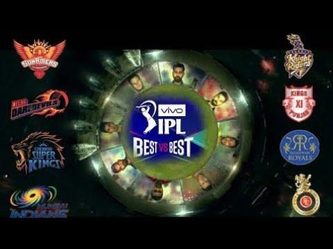 VIVO IPL 2018 Tamil Anthem Video Song #BestvsBest