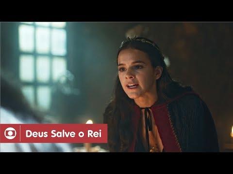 Deus Salve O Rei: capítulo 82 da novela, sexta, 13 de abril, na Globo