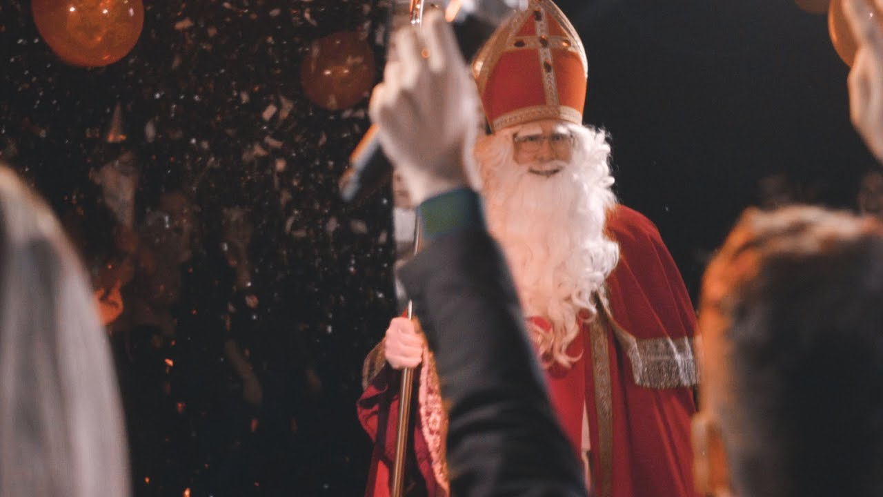 The TeenZ - Super Sinterklaas Song (Videoclip)
