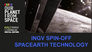 Ingv spin off spacearth technologhy