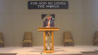 Joshua Warren   l   HCU Chapel