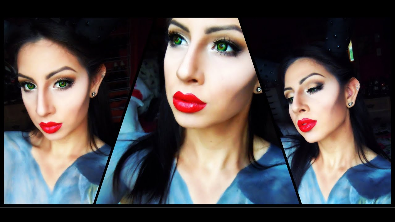 Halloween maleficent makeup tutorial youtube halloween maleficent makeup tutorial baditri Gallery