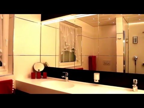 traumb der serie gro e fliesen bodenebene dusche youtube. Black Bedroom Furniture Sets. Home Design Ideas