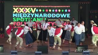 "The Polish Folk Song and Dance Istebna"" (Poland) - XXXV International Folklore Meetings Lublin 2021"