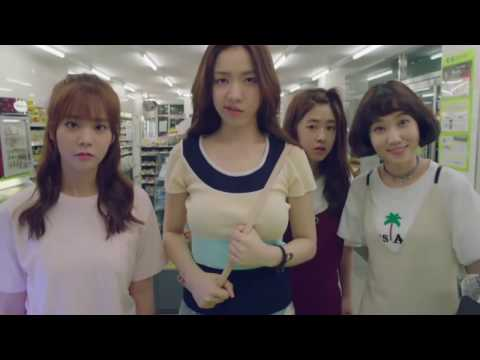 MAMAMOO _ Girl Crush [ Age Of Youth]