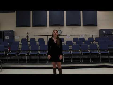 The University of Colorado at Boulder Musical Theatre Audition