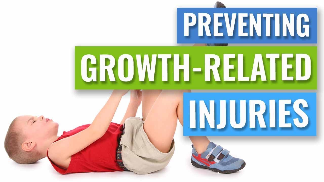 Preventing Growth-Related Injuries in Children/Teenagers - YouTube