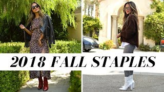 Fall Staples & Must Haves | Dailylook Unboxing