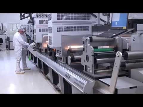 Elektronik drucken: Solarzellen, Leuchttapeten oder integrierte Schaltkreise