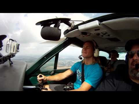 Burgman riders went for a fly - Cessna 177 Cardinal
