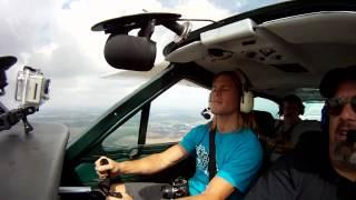 Burgman riders went for a fly - Cessna 177 Cardinal