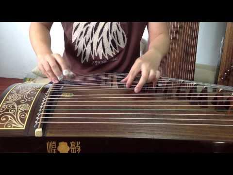 Guzheng - Mei jiu jia ka fei