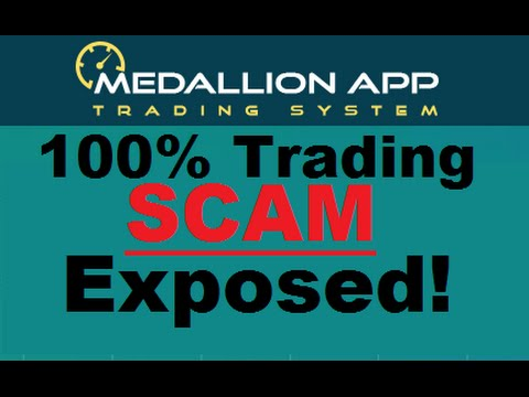 Medallion app trading system reviews