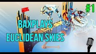 Let's Play Euclidean Skies!: Part 1 [blind]
