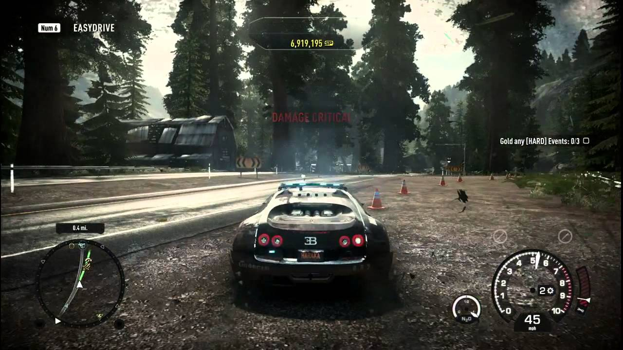 Need for Speed Rivals gaming on Dell Inspiron 5547 R7 M265