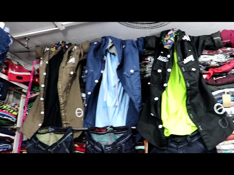 wholesale online shopping / cloth market in arsa Mumbai / cheapest cloth market /