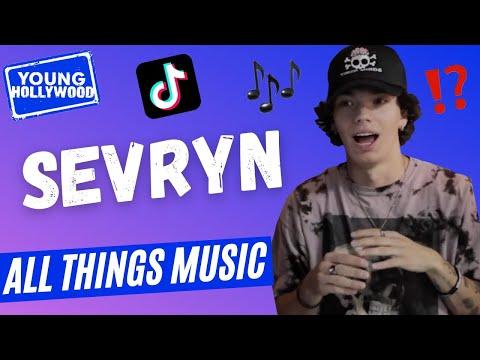 Sevryn Explains Name Change & Talks Being a Rock Star!