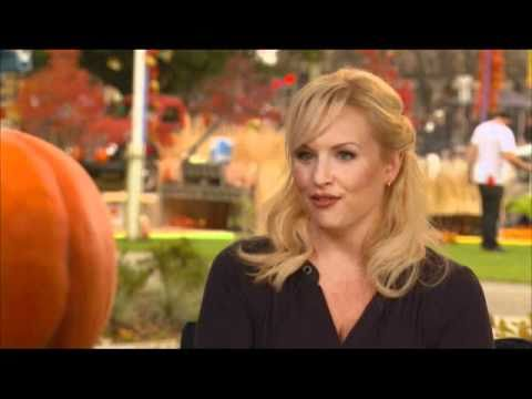 EXCLUSIVE  Growing the Big One  April Telek on working with Shannen
