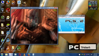 PCSX2 speed up game god of war 2 on latest version