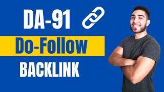 SEO Backlinks: Build 2 DA-91 Backlinks With Me | Off Page SEO (2020)