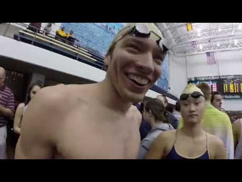 GW Swimming and Diving Magnus Cup Invitational 2016