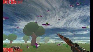 Duck Hunter 3D! (Windows game 2003)