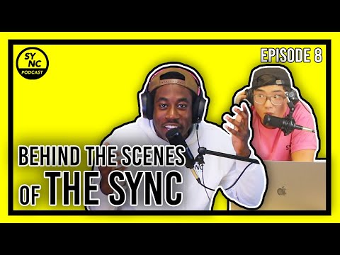 WHAT IT'S LIKE WORKING AT THE SYNC!! (THE TRUTH)   TheSync Podcast Ep 8
