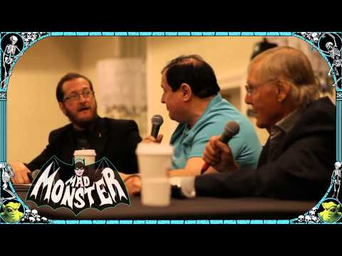 Mad Monster Exclusive! Adam West and Burt Ward Announce New Animated Batman Feature Film!