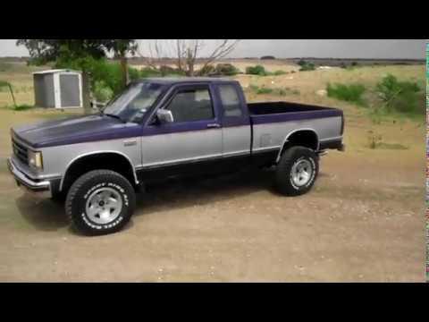 For sale 1987 chevy s10 4x4 v8 350 engine swap sold youtube for sale 1987 chevy s10 4x4 v8 350 engine swap sold publicscrutiny Choice Image