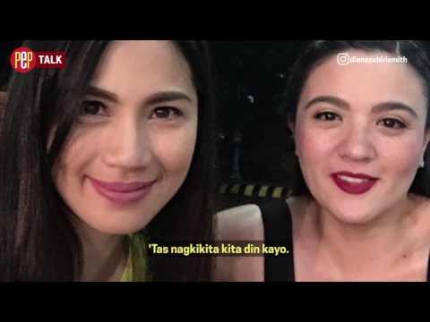 Diana Zubiri on how she became a fan of Sunshine Dizon | PEP TALK