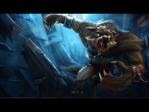 Let's Learn to Jungle - Feral Warwick - League of Legends