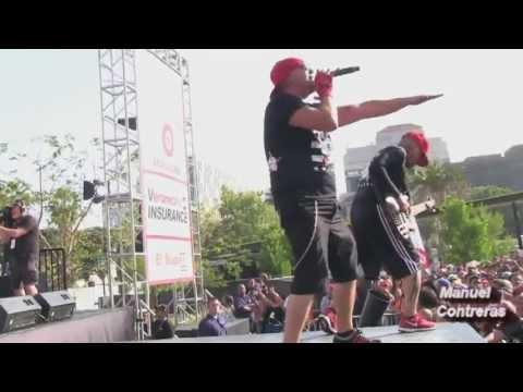 AB.Quintanilla Cumbia Kings All Stars No Tengo Dinero Fiesta Broadway LA 2013