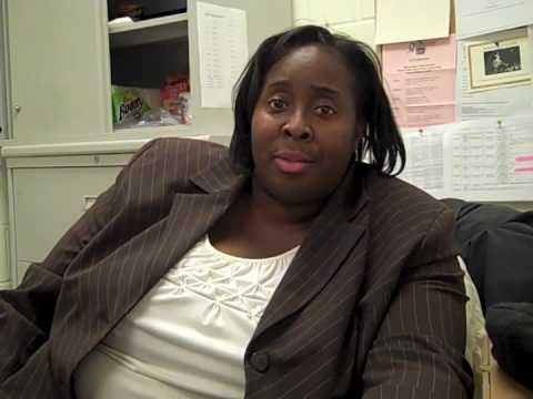 C.W. Post vs. St. Thomas Aquinas Women's Basketball Post Game Interview 2-24-10 NassauNewsLive.com