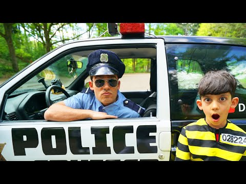 Jason and fun cops stories for kids