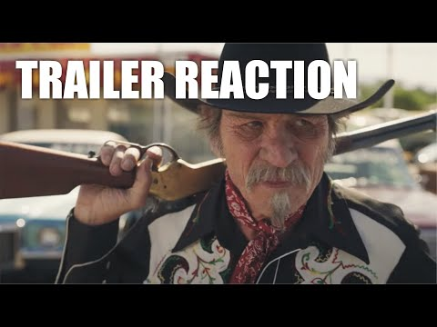 THE COMEBACK TRAIL Trailer 2020  REACTION TOP20