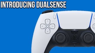 Sony Introduces The DualSense Controller For PlayStation5