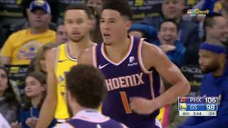 Phoenix Suns vs Golden State Warriors | March 10, 2019