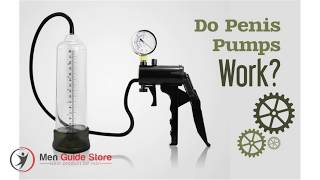 How Does a Penis Pump Work?