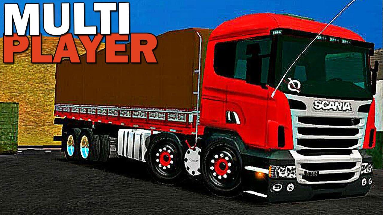 Grand Truck Simulator Multiplayer Skin Volvo Vm Youtube