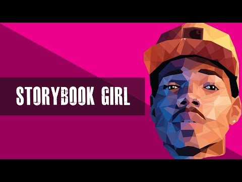 "Hip Hop Soul Beat 2017 - J Cole X Chance The Rapper Type Instrumental - ""Storybook Girl"" [no Tags]"