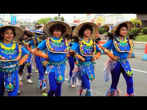 Lipa City Fiesta Parade 2017