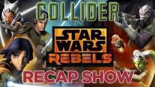 "Star Wars: Rebels Recap and Review Show ""Blood Sisters"" Season 2 Episode 6"
