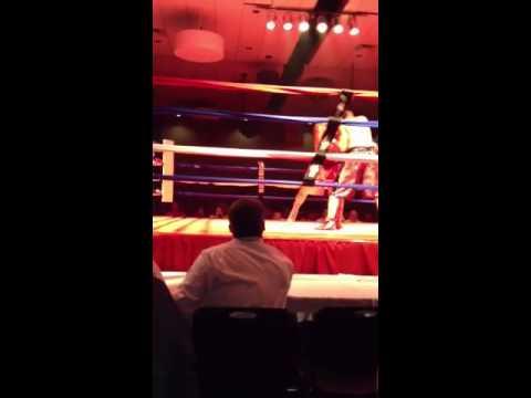 Cheyenne Ziegler vs. George Sanchez