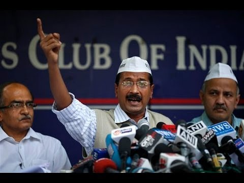 Kejriwal now targets alleged Swiss bank account holders - 1